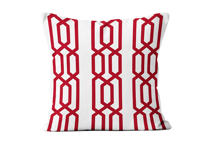 FAC-HHG2104CH-white-coral-chainlink-pillow