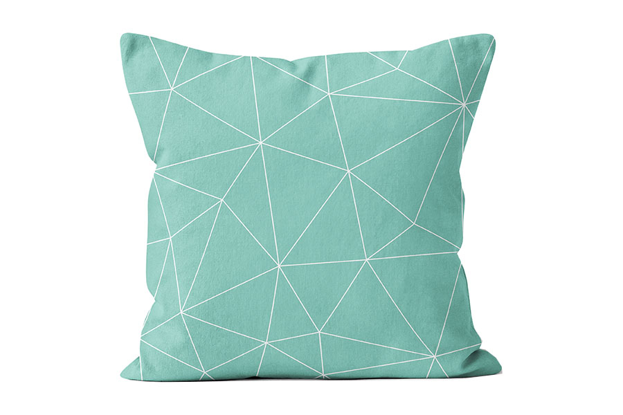 FAC-HHG2145AQ-contemporary-aqua-white-pillow