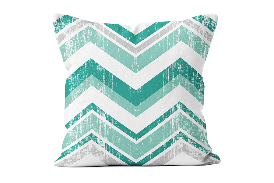 FAC-HHG2155AQ-aqua-multi-chevron-pillow