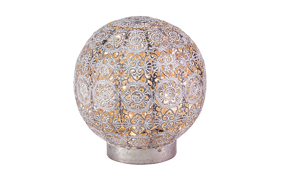 White LED Lantern Ball