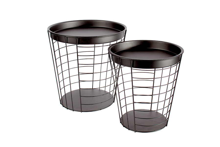 Metal Table Baskets