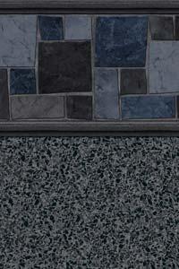 Courtstone with Stardust Grey