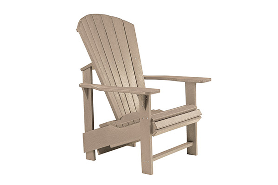 Upright Chair – Beige