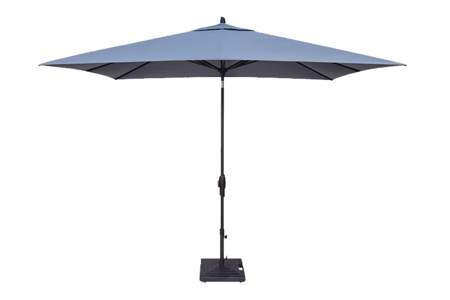 6.5′ x 10′ Rectangle Auto Tilt Umbrella