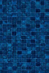 Indigo Mosaic