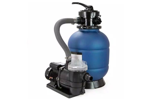 13″ Sand Filter With 1/2 HP Pump
