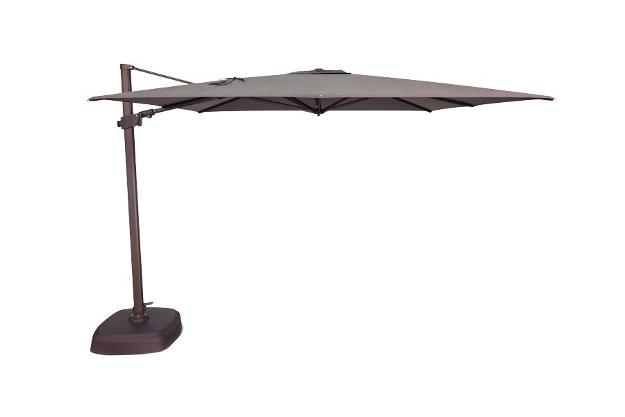10′ Square Cantilever Umbrella