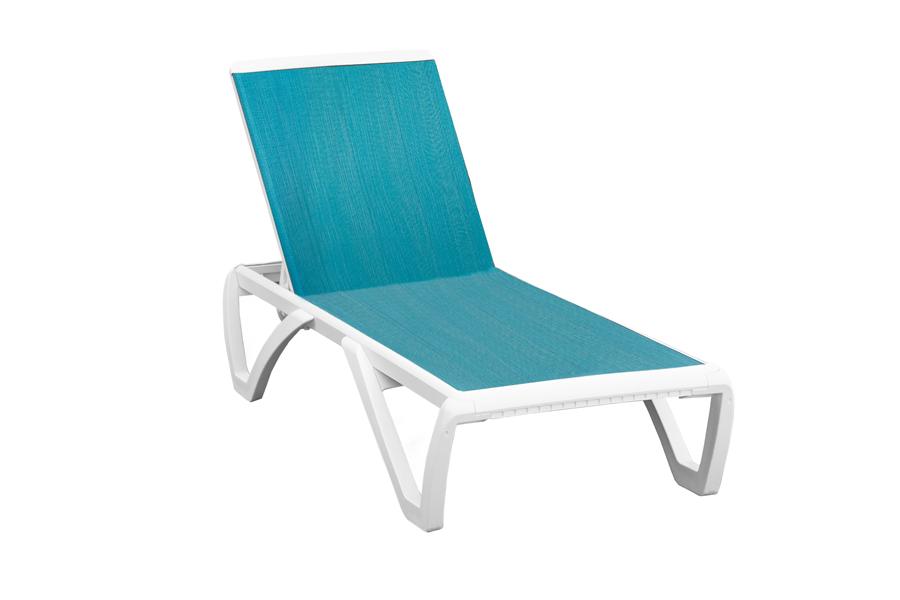 Blue Hawaii Lounger