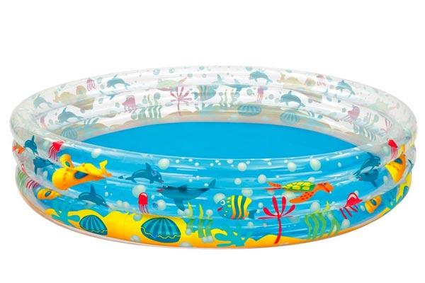 Deep Dive 3-Ring Pool