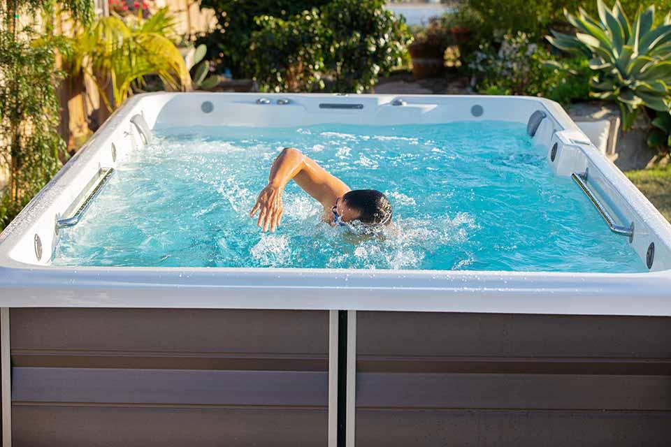 R500 RecSport Systems - Swim Spas - Pioneer Family Pools - Gallery
